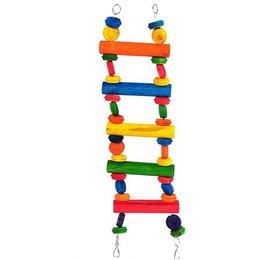 Vogelspeeltje ladder