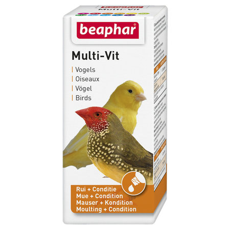 Beaphar Multi-Vit für Vögel