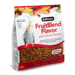 Zupreem FruitBlend Medium Nymphensittiche