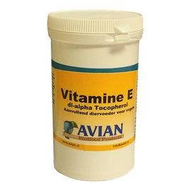 Avian Vitamin E