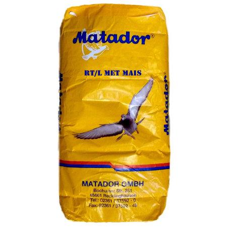 Matador RT/L met mais (25 kg)