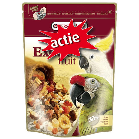 Versele-Laga Angebot Exotic Fruit Papageien (3x)