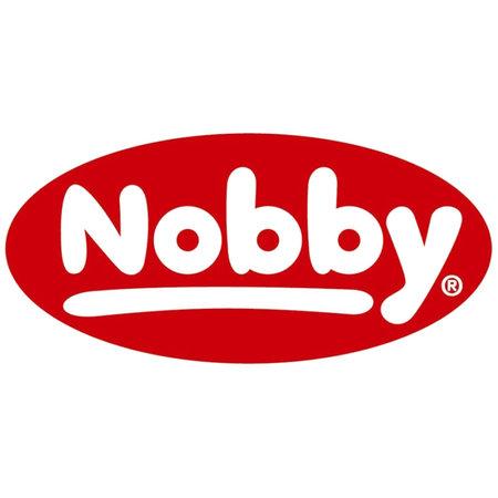 Nobby Vogelhanger van Katoen met Houten Blokjes mix
