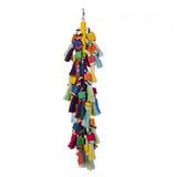 Nobby Bird Hanger Cotton With Wooden Blocks Mix