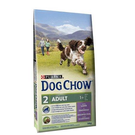Dog Chow Adult Lamm & Reis (15 kg)