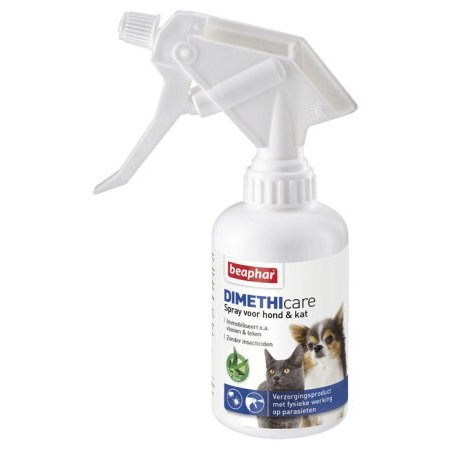 Beaphar Dimethicare Spray für Hunde und Katzen (250ml)