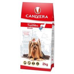 Canivera Puppy und Junior Huhn mit Lamm für Toy und Mini Rassen