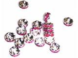 Rondelle - Pink