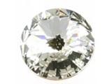 1122 Swarovski Rivoli Puntstenen SS47 - Crystal