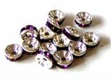 Rondelle - Purple Velvet