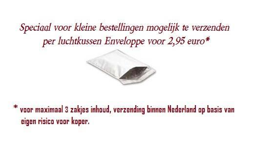 21-01-2013: Verzenden voor 2,95 euro