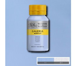 Winsor & Newton Galeria acrylverf 500ml 446 powder blue