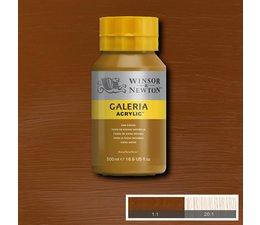 Winsor & Newton Galeria acrylverf 500ml 552 raw sienna
