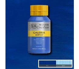 Winsor & Newton Galeria acrylverf 500ml 535 proces cyan