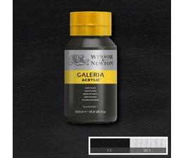 Winsor & Newton Galeria acrylverf 500ml 331 ivory black