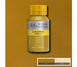 Winsor & Newton Galeria acrylverf 500ml 744 yellow ochre