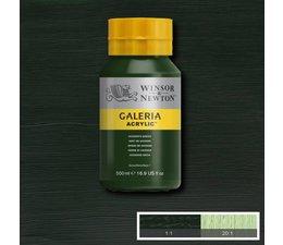 Winsor & Newton Galeria acrylverf 500ml 311 hookers green