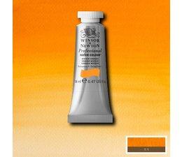 Winsor & Newton aquarelverf tube 14ml s1 winsor orange 724