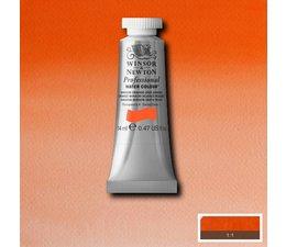 Winsor & Newton aquarelverf tube 14ml s1 winsor orange 723