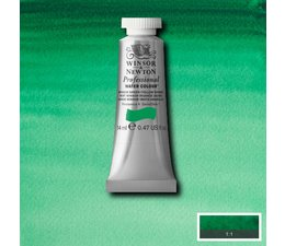 Winsor & Newton aquarelverf tube 14ml s1 winsor green ylsh 721