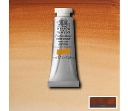 Winsor & Newton aquarelverf tube 14ml s1 brown ochre 059