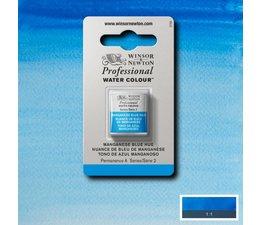 Winsor & Newton aquarelverf 1/2napje s2 manganese blue hue 379