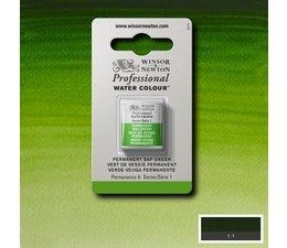 Winsor & Newton aquarelverf 1/2napje s1 perm sapgroen 503