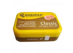 Ohropax Classic Oordopjes | Tegen hard & storend geluid!