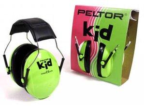 Peltor Peltor Kid groen | Gehoorkap voor Kinderen