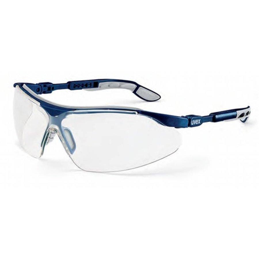 I-VO Veiligheidsbril | grijs-blauw, blauw /grijs