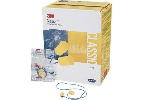 EAR Classic oordopjes met koord | 200 paar