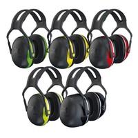 Peltor X1A oorkap met hoofdband | SNR 27 dB