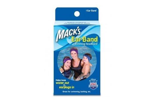 Macks Zwem hoofdband