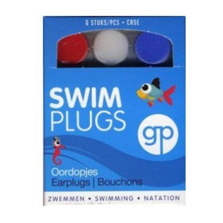 Swim Plugs | Siliconen zwem oordopjes!