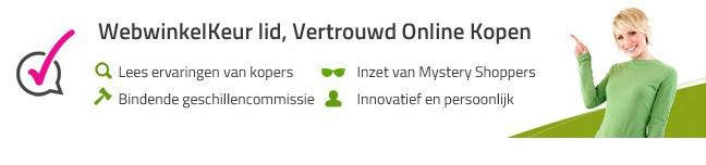 Webwinkelkeur Oordopjesonline.nl