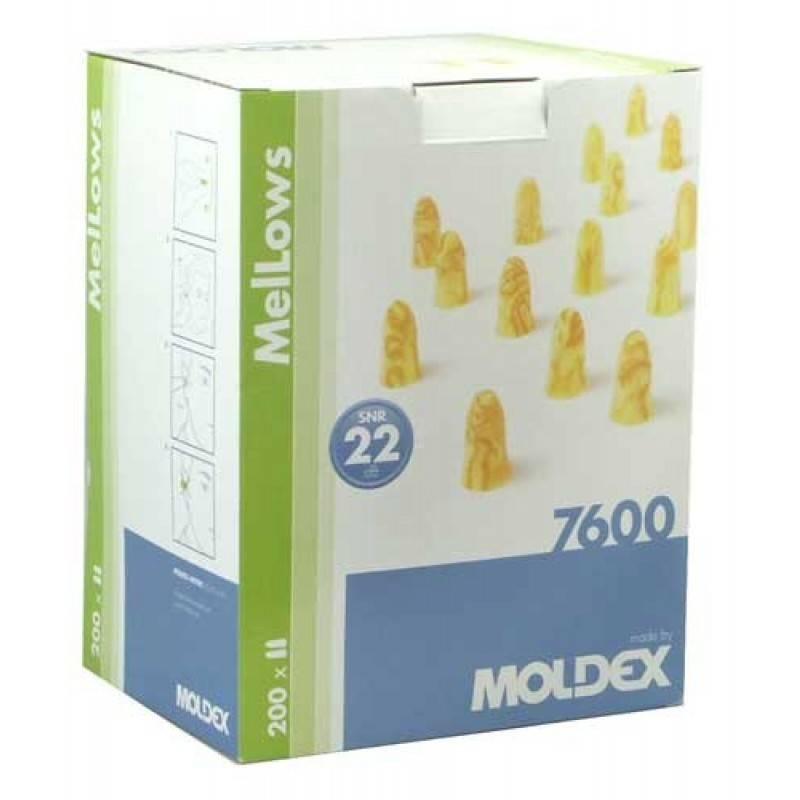 Moldex mellows 25 paar tegen gering geluidsoverlast for Tappi moldex