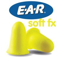 Soft FX oordopjes   Hoge demping SNR 39dB   25 paar