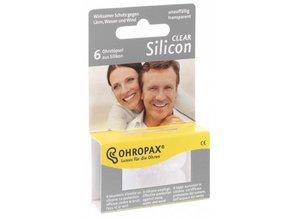 Ohropax Siliconen oordopjes | 3 paar | Perfecte pasvorm