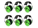 Peltor Kid groen | 6 stuks | Voordeelpakket