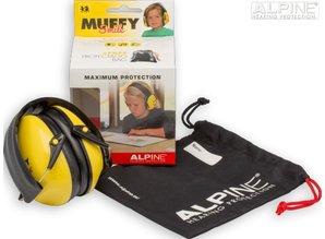 Alpine Muffy Smile   Gehoorbescherming voor op school!