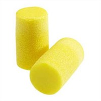 Classic gele oordoppen | Slim verpakt 6 x 10 stuks