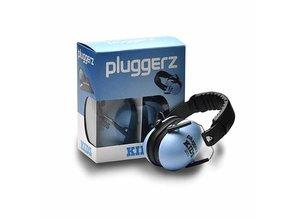 Pluggerz oorkap voor kinderen | Kleur blauw