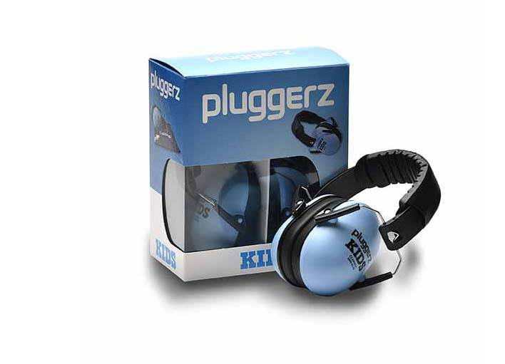 Pluggerz oorkap voor kinderen kleur blauw - Kleur blauw olie ...