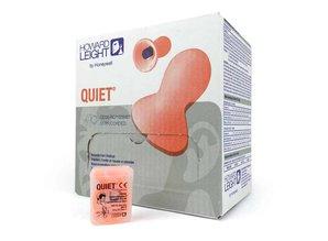 Howard Leight Quiet oordoppen 50 paar in hygiënisch doosje