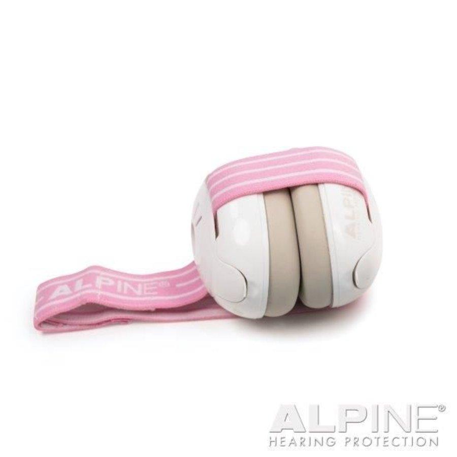 Muffy Baby oorkap, roze voor Baby's en Peuters