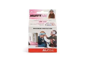 Alpine Muffy Baby oorkap, roze voor Baby's en Peuters