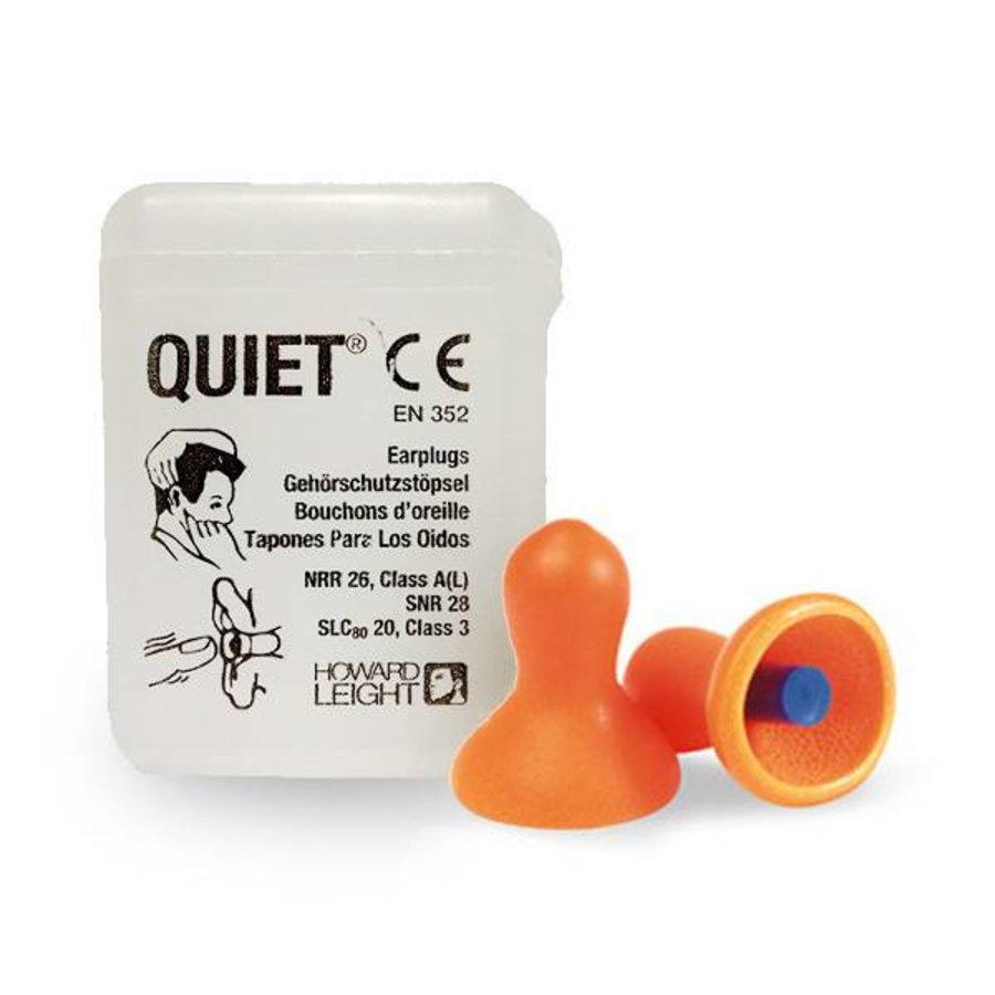 Quiet oordoppen 50 paar in hygiënisch doosje
