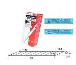 NT cutter reservemesjes BD-100