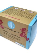 Charlie Banana® Super Plus Maandverband 3 stuks + tasje