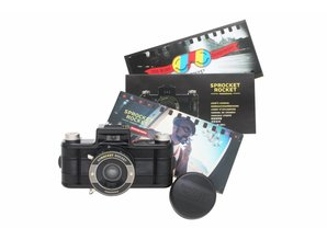 Lomography Sprocket Rocket HP400